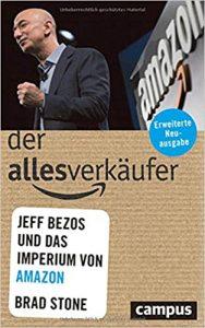 Buch über Jeff Bezos