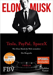 Buch über Elon Musk